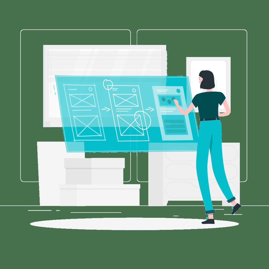 ROAN24 Webový grafický design