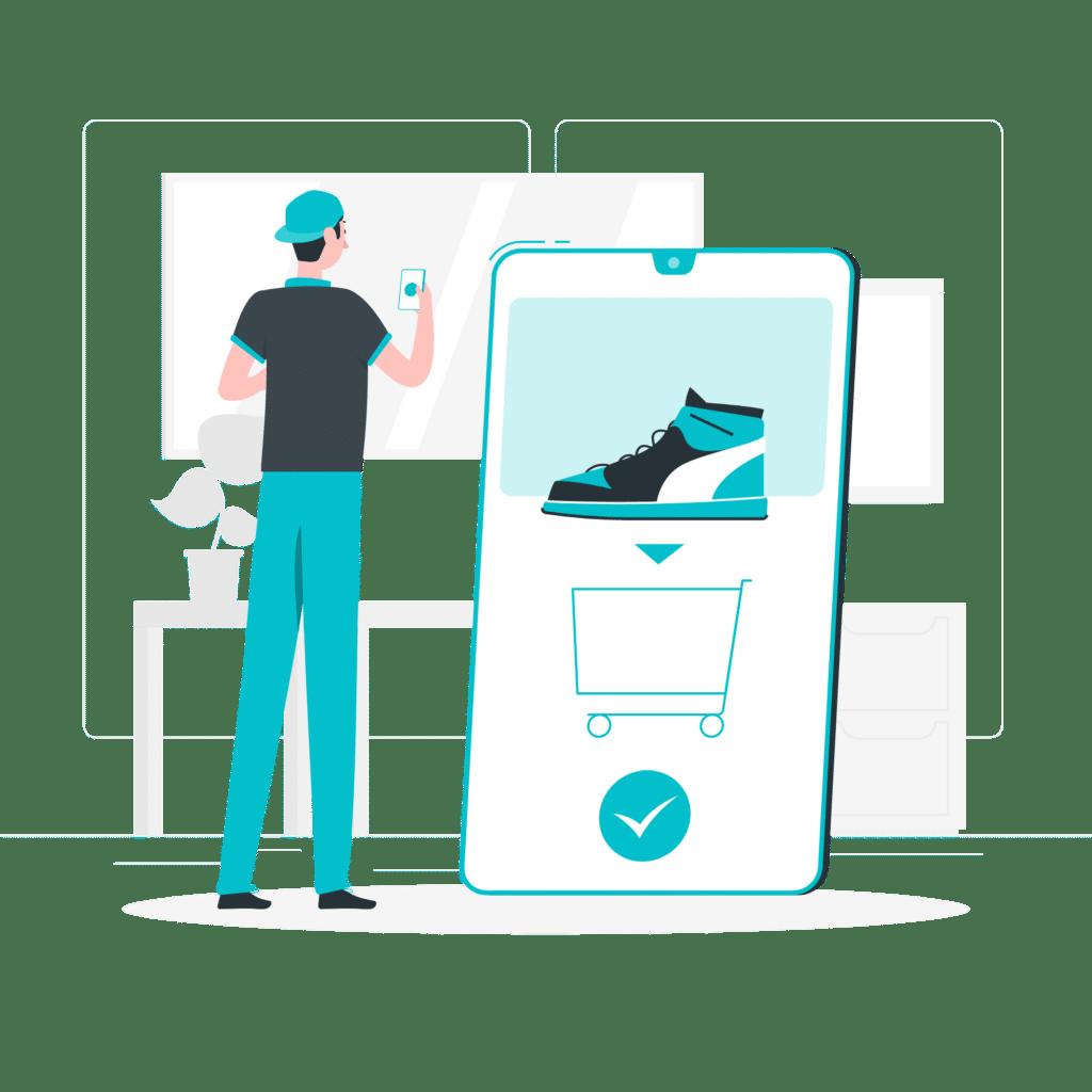 ROAN24 Vytváření mobilních obchodů